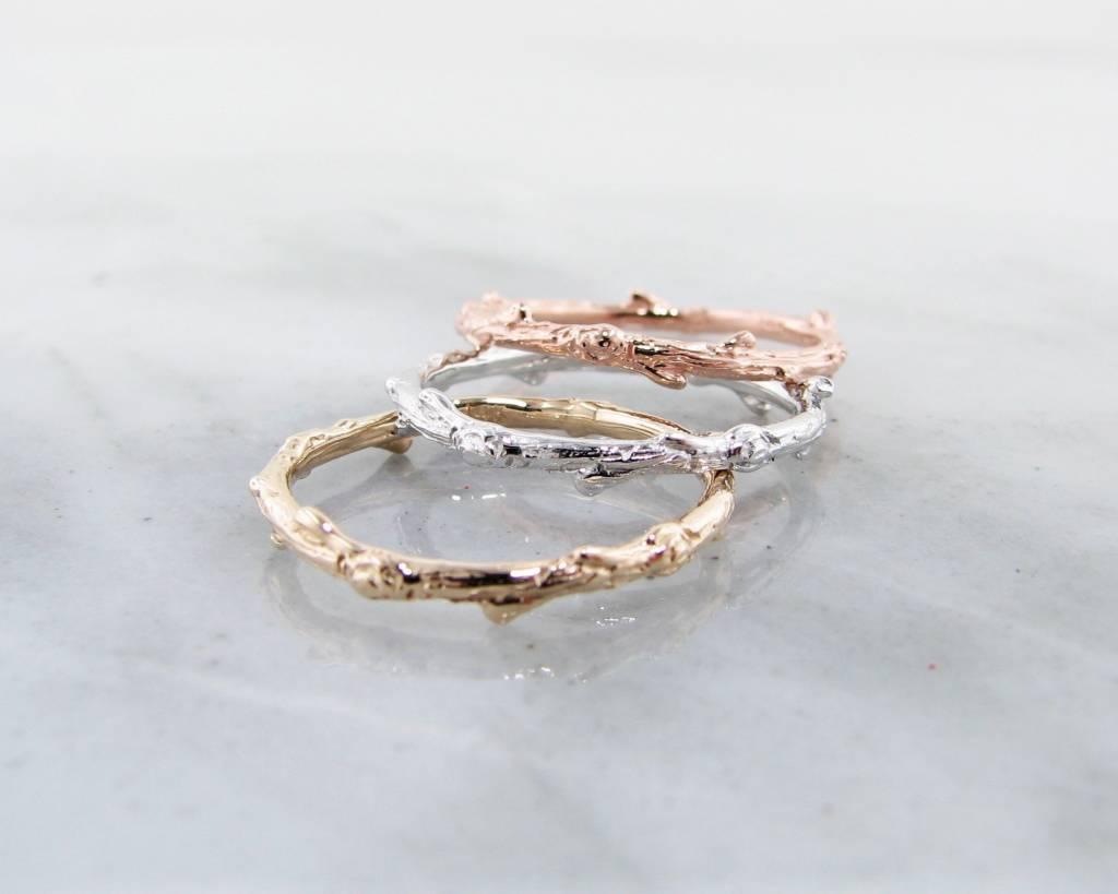 twig wedding ring Wedding Decor Ideas