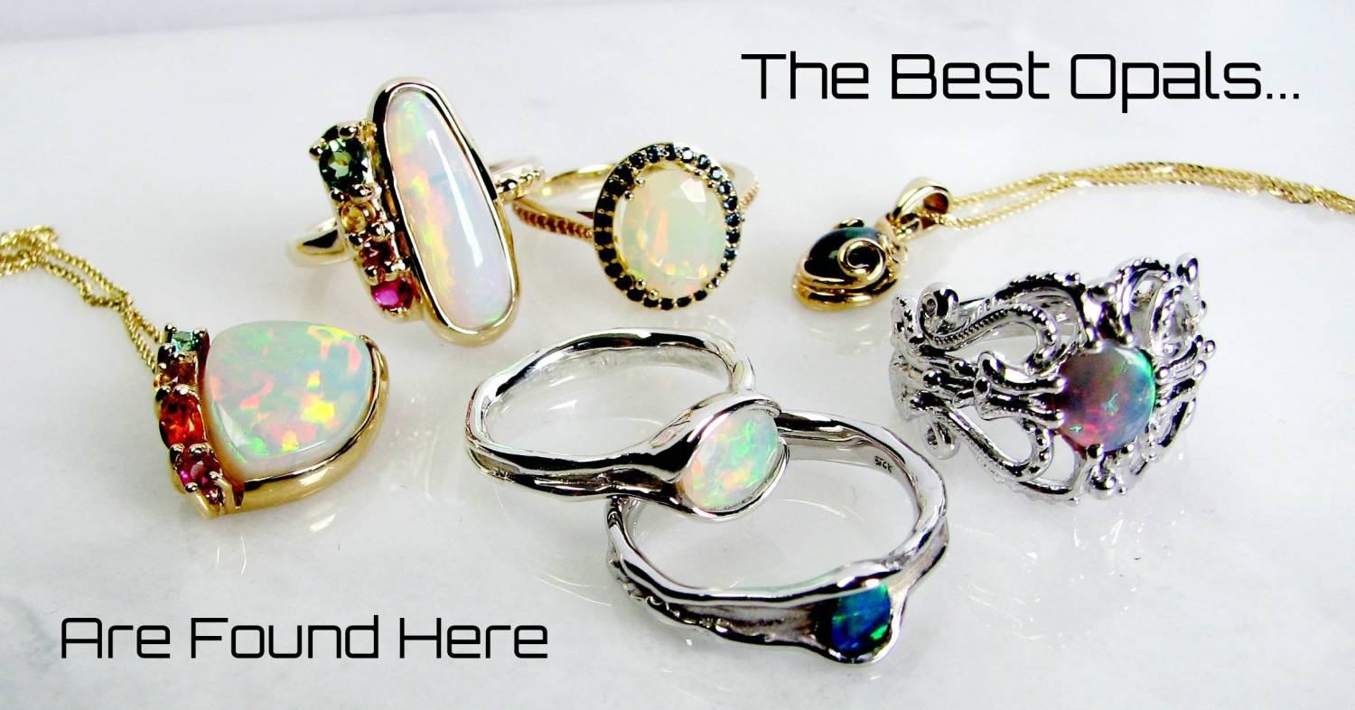 The Hottest Opals