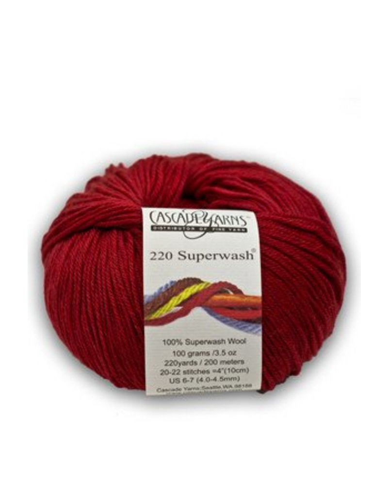 Cascade Yarns 220 Superwash_