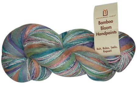 Universal Yarns Bamboo Bloom Handpaints_
