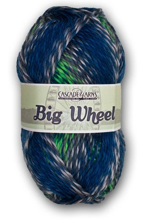 Cascade Yarns Big Wheel_