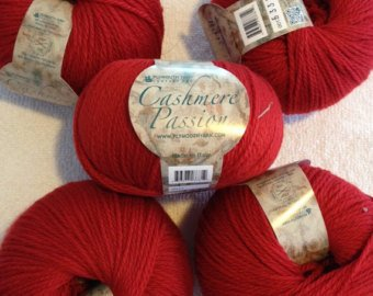 Plymouth Yarns Cashmere Passion_