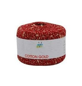 Universal Yarns Cotton Gold Novelty