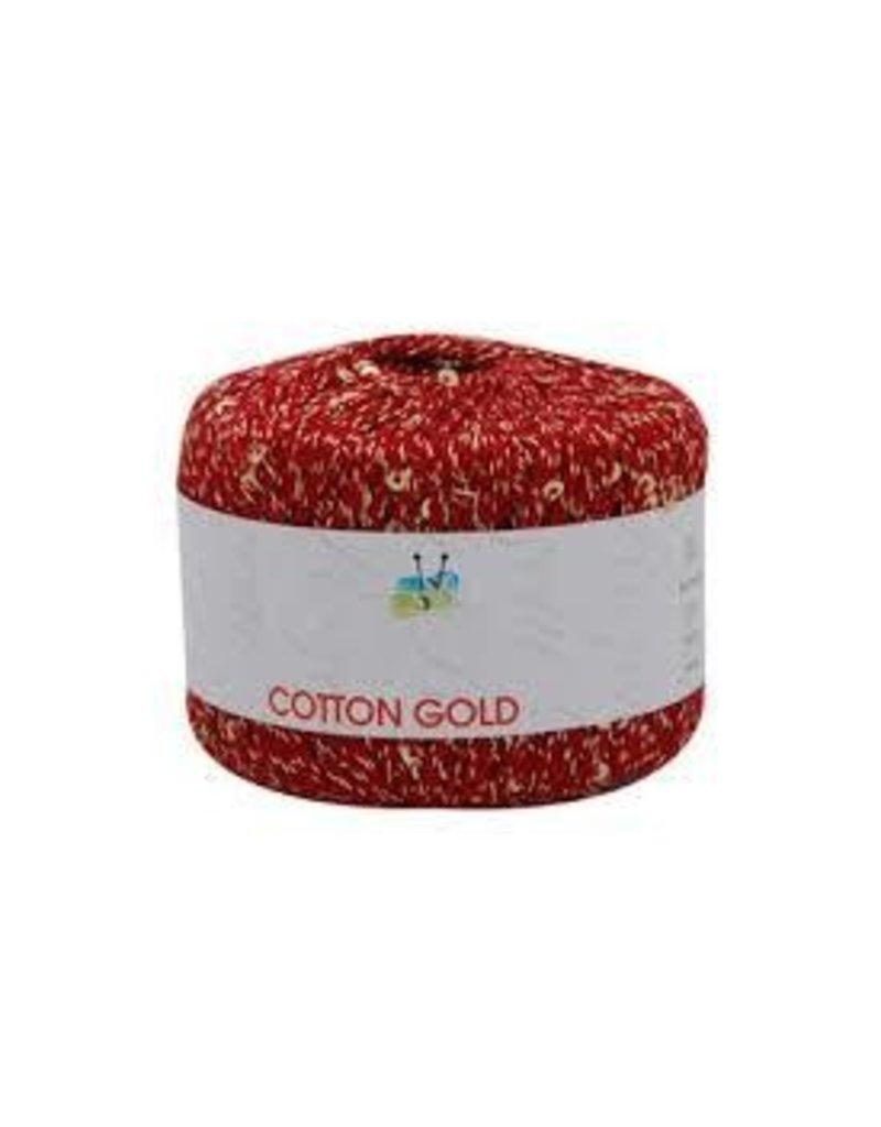 Universal Yarns Cotton Gold Novelty