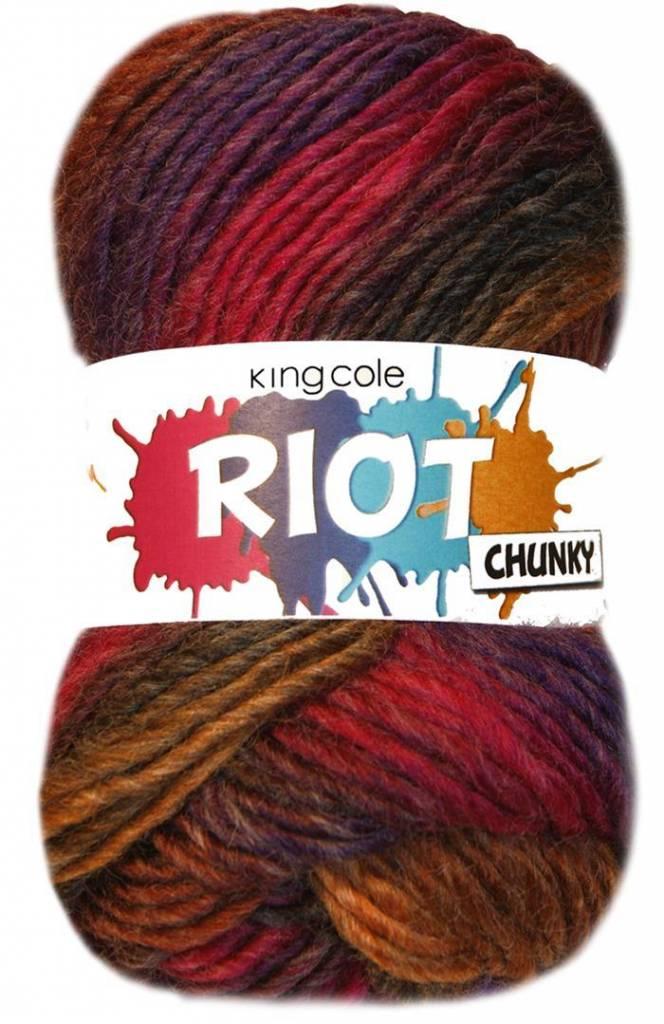 Riot Chunky Walnut