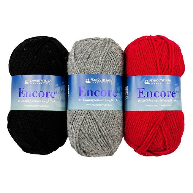 Plymouth Yarns Encore Worsted