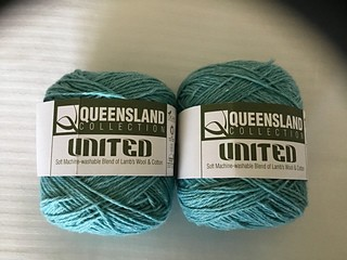 Queensland Collection United (Organic) Robin's Egg