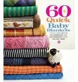 Cascade Yarns 60 Quick Baby Blankets