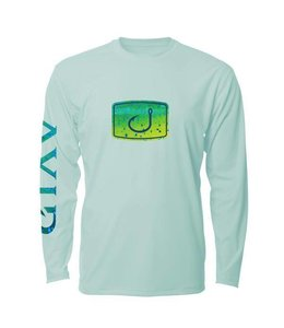 Avid Mahi Fish Fill AVIDry Long Sleeve