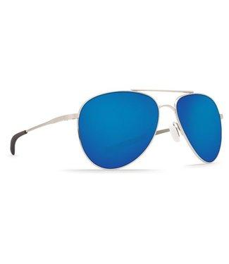 Costa Del Mar Cook Palladium 580P Blue Mirror Sunglasses