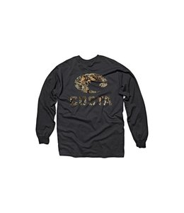 Costa Del Mar Realtree Max-4 Camp Logo Long Sleeve