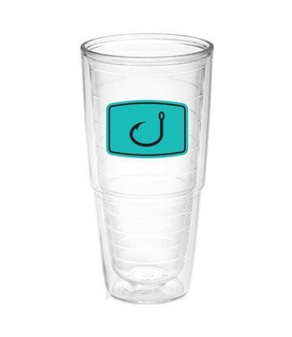 Avid Fishing Teal Tervis Tumbler