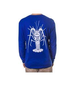 Flomotion Flomotion Spiny Blue Long Sleeve