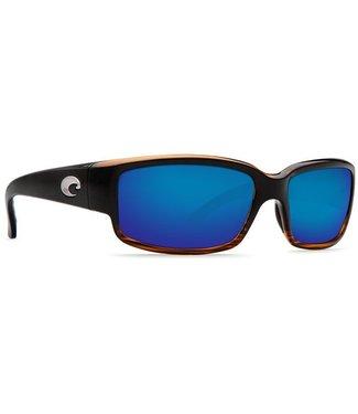 Costa Del Mar Caballito Coconut Fade 580G Blue Mirror Lens Sunglasses