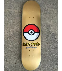 JK INDUSTRIES Pokeball 8.0 Gold Deck