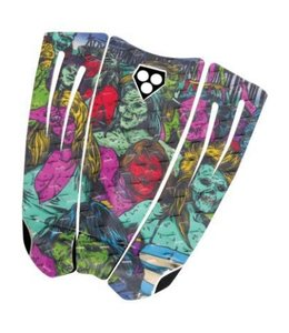 Gorilla Mojo Zombies Surf Traction Pad