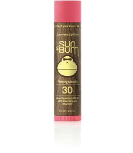 Sun Bum SPF 30 Pomegranate Lip Balm