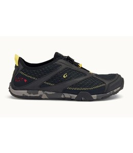 Olukai Eleu Trainers Black Shoe