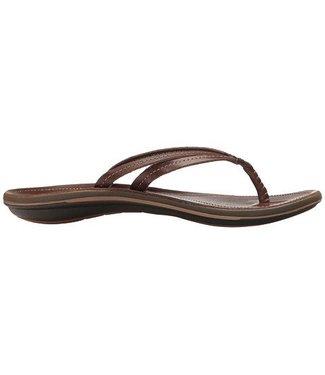 Olukai U'i Dark Java Sandal