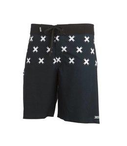 SUPER BRAND Toy X Black Boardshorts