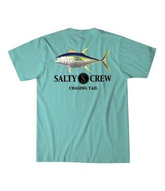 Salty Crew Ahi Seafoam Short Sleeve Tee