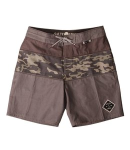 Salty Crew Longitude Camo Deck Shorts