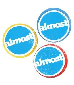 ALMOST Skateboard Skate Wax