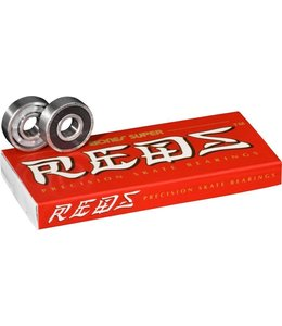 Super Reds Skateboard Bearings