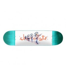 Chocolate Perez Tradiciones Skateboard Deck