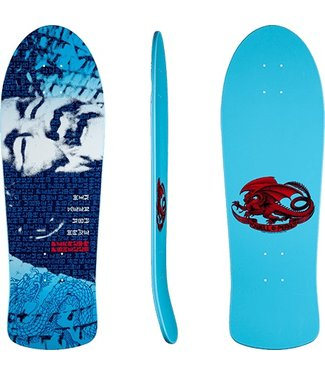 POWELL PERALTA Animal Chin 30th Anniversary Skateboard Deck