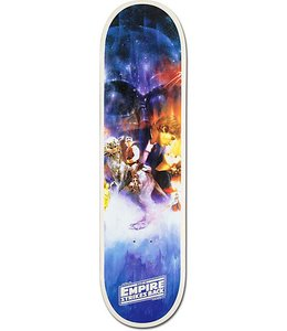 Santa Cruz Empire Strikes Back Blue 8.25 Deck