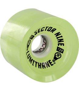 Sector 9 67mm Lumithane Wheels