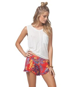 Rip Curl Tropicana Red Shorts