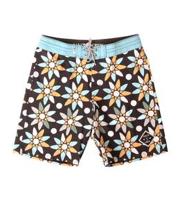 Salty Crew Outhaul Black Boardshort