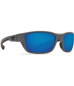 Costa Del Mar Whitetip Matte Grey 580P