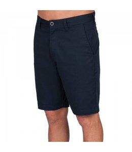 Volcom Frickin Mod Stretch Dark Navy Shorts