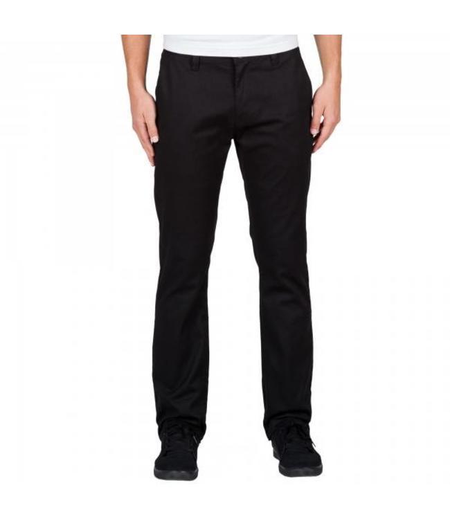 Volcom Frickin Modern Stretch Chino Black Pants