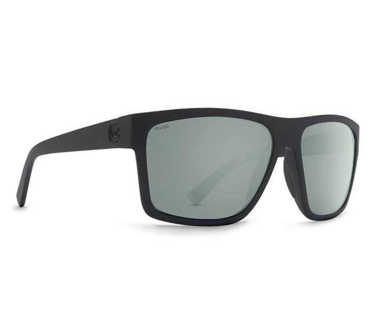 Von Zipper Dipstick/black Satin/grey 0e8qr1
