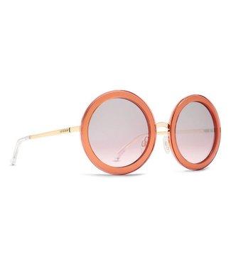 Vonzipper Fling Dusty Pink Lens Sunglasses