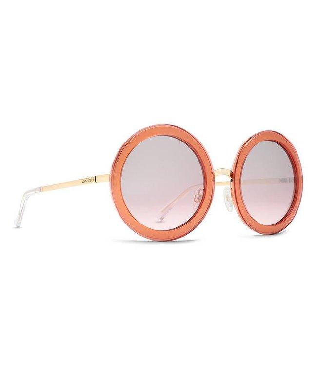 Vonzipper Fling Dusty Pink Sunglasses