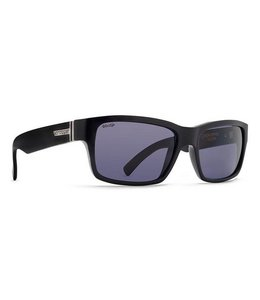 Vonzipper Fulton Black Gloss Wild Vintage Lens Polarized