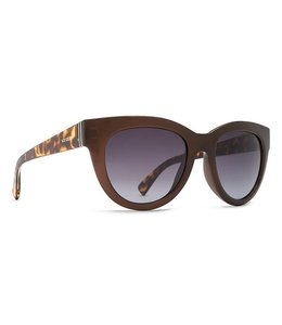 Vonzipper Queenie Copper Tortoise Gloss Vintage Grey Lens