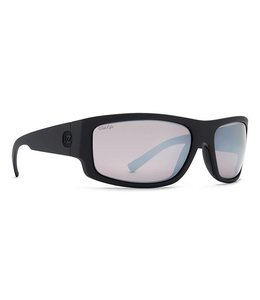 Vonzipper Semi Black Satin Wild Rose Lens Polarized