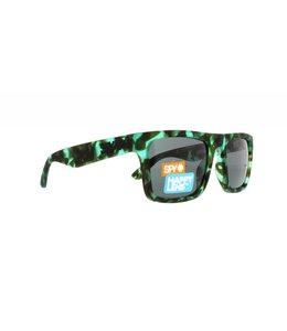 Spy Optics Atlas Soft Matte Green Tortoise Happy Grey Green Lens