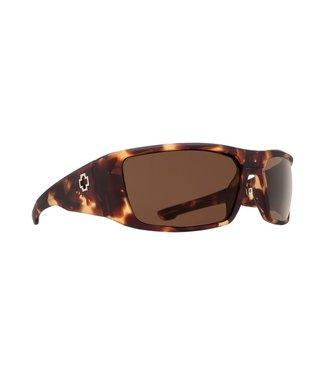 Spy Optics Dirk Matte Camo Tortoise Happy Bronze Lens