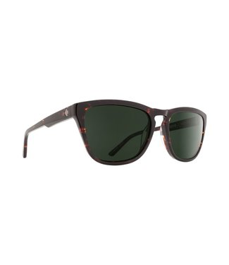 Spy Optics Hayes Dark Tortoise Happy Grey Green Lens