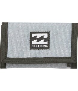 Billabong Atom Light Grey Heather Wallet
