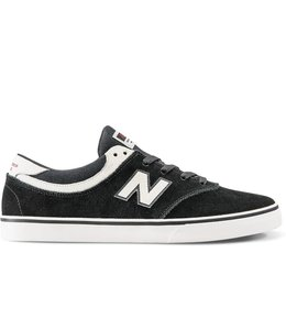 New Balance Numeric Numeric Quincy 254  Black with Sea Salt Shoes