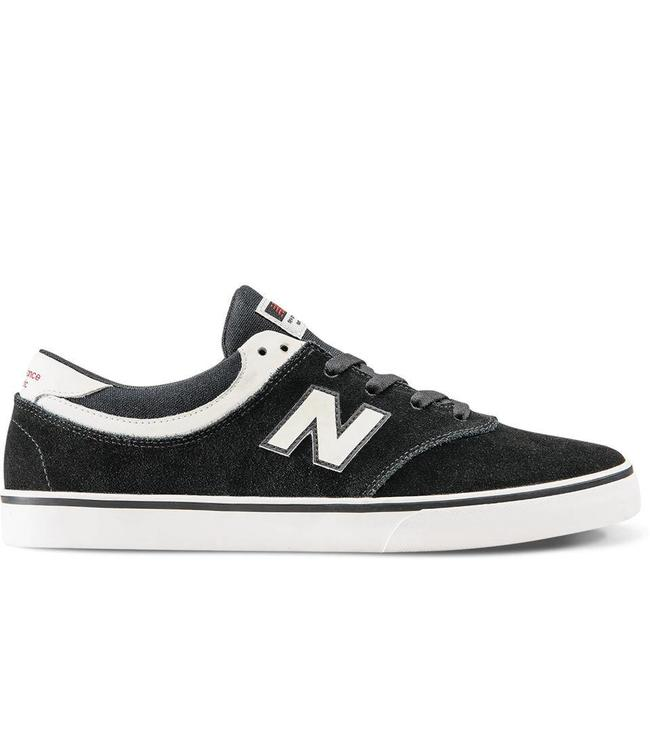 New Balance Numeric Quincy 254  Black with Sea Salt Shoes