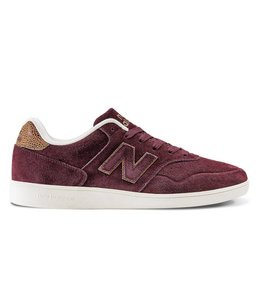 New Balance Numeric 288 Chocolate Cherry with Cinnamon Shoes